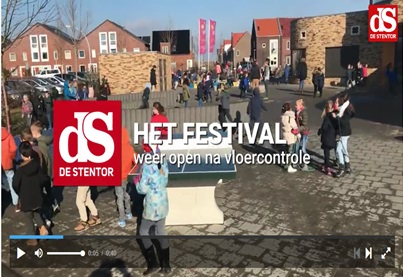 Het Festival in de media