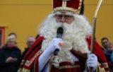 Groots onthaal voor Sinterklaas