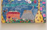 Onthulling kunstwerk 10- jarig jubileum