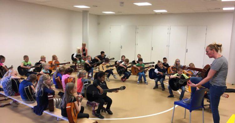 Workshop gitaarspelen