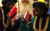 Sinterklaas op bezoek……