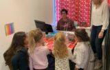 Schatkamer van Sinterklaas geopend